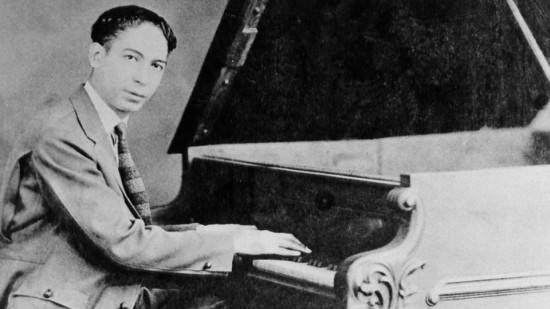 Jelly Roll Morton, uno de los más importantes autores de Ragtime.