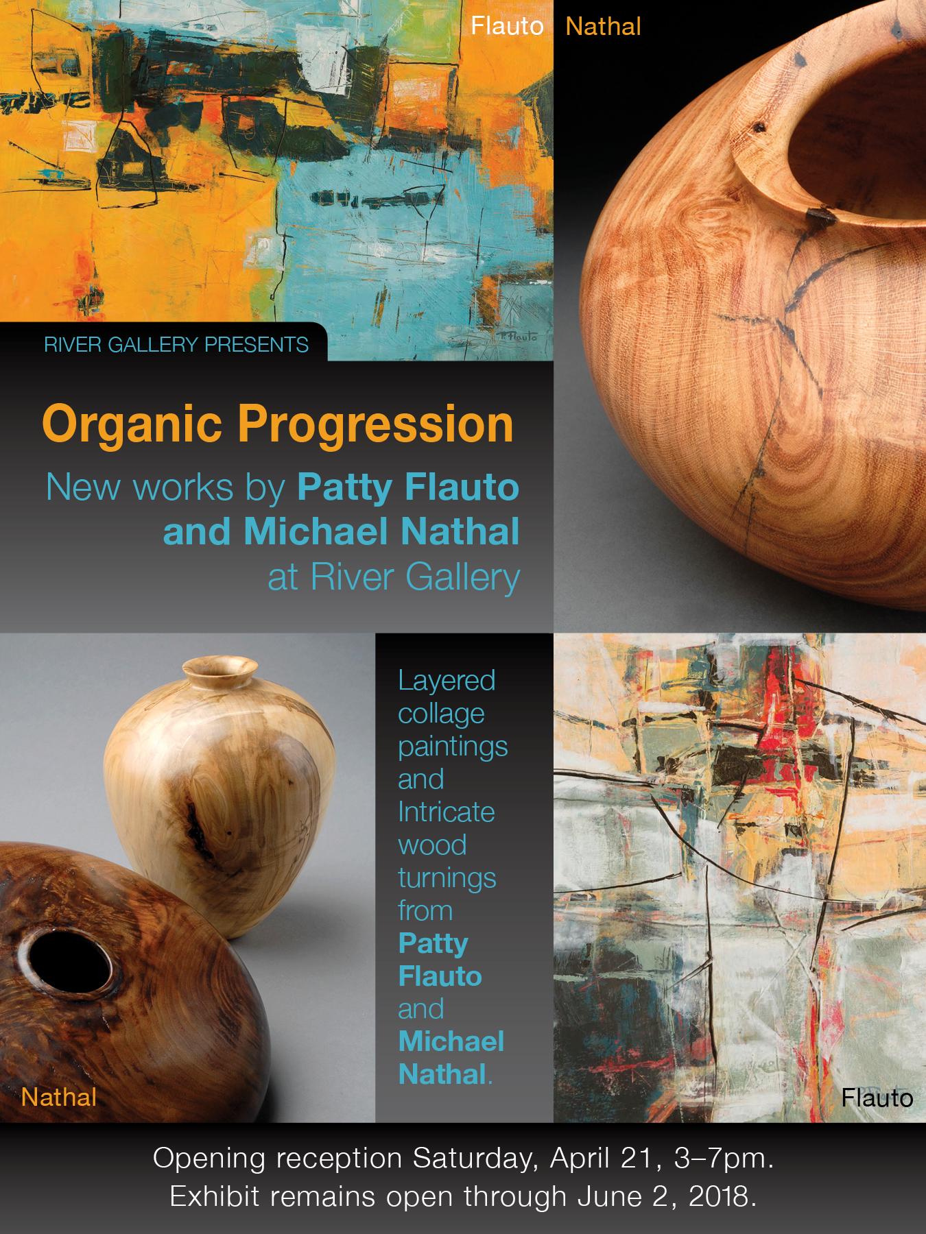 Organic Progression Opening Reception