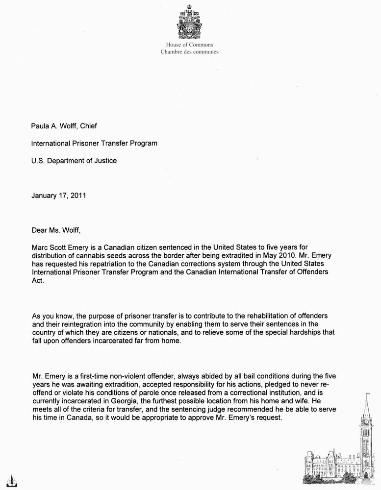 official letter format usa - Towerssconstruction