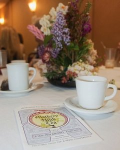 2011 Mother's High Tea. Photo by Kim Sidwell.