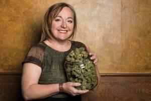 Mrs Christie Lunsford. Photo courtesy of 5280 Magazine.
