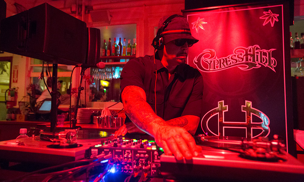 Cypress Hill\u0027s DJ Muggs Has High Hopes For the Future of Cannabis