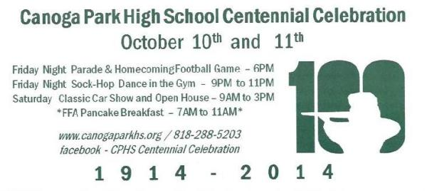 100th Anniversary of CPHS Flier_page_1
