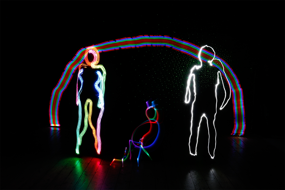 Light Painting Photography Canon Come And See Canon Europe