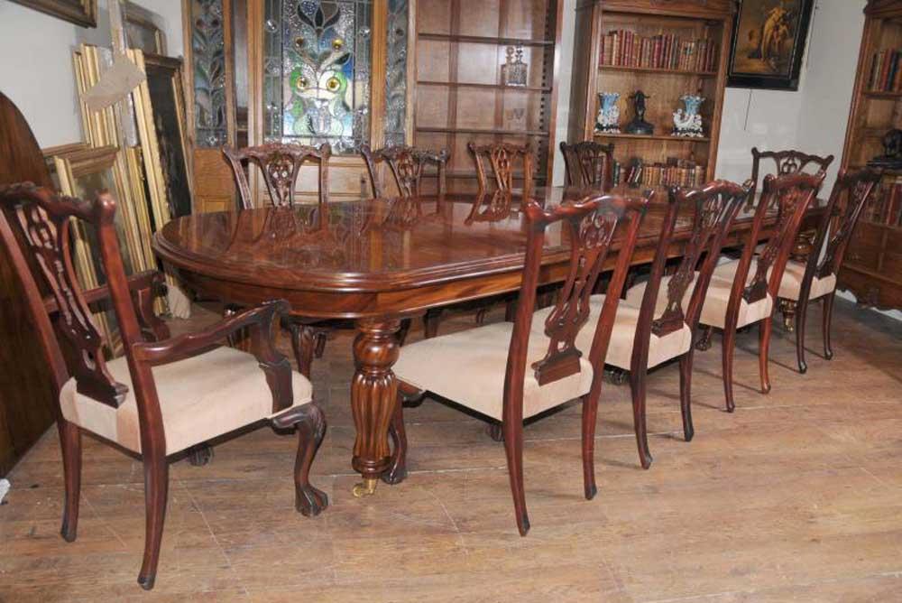 formal dining sets