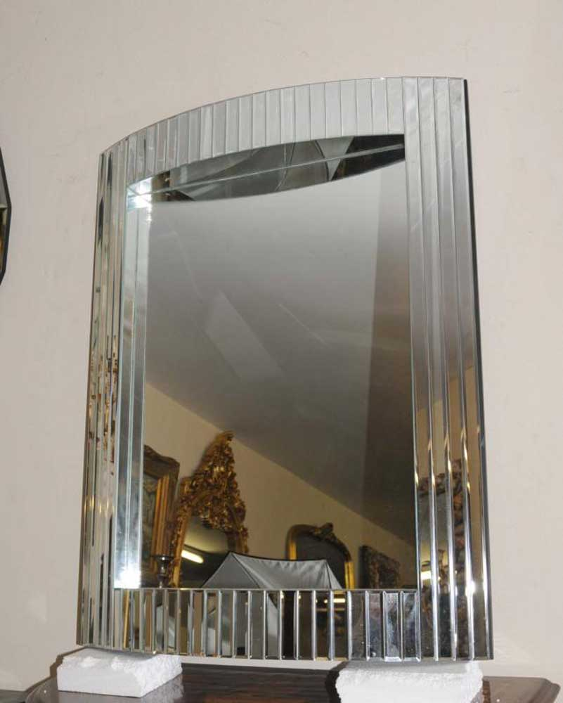 Art Deco Style Mirror Art Deco Mirror Glass Hall Mirrors Ebay