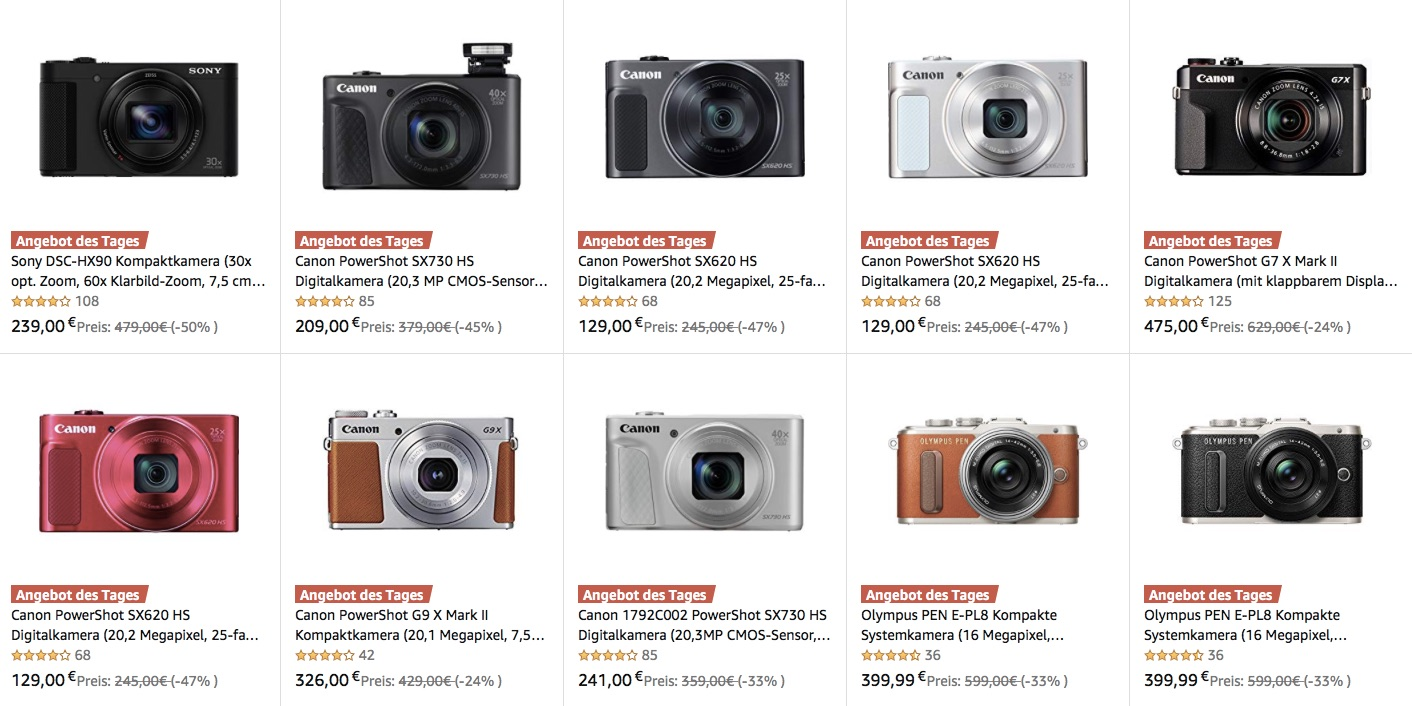 Black Friday Angebot Amazon Germany Black Friday Deals On Canon Powershot And