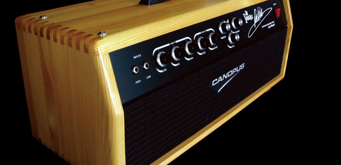 Don Wilson Signature Guitar Amp