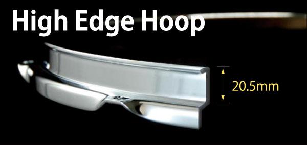 High Edge Hoop