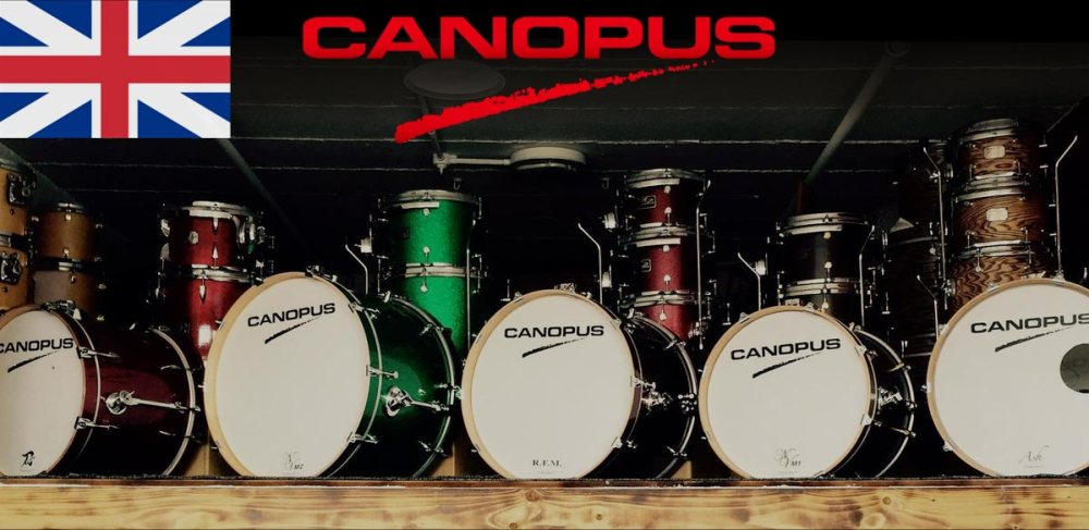 CANOPUS UK showroom in LONDON
