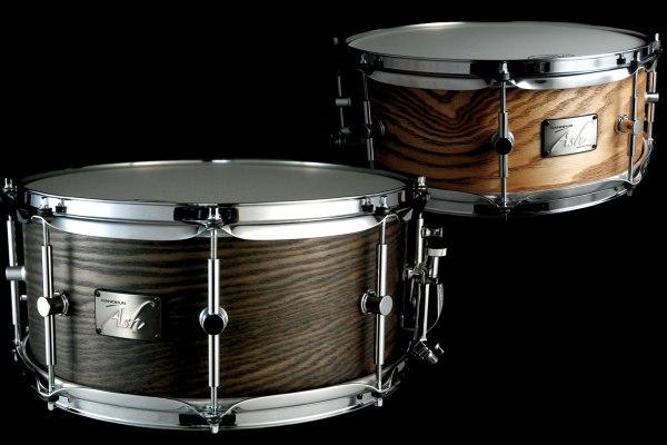 Ash Snare Drum