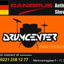 CANOPUS Showroom Drumcenter Köln