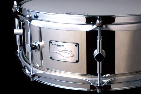 The Steel Snare Drum スチール スネアドラム