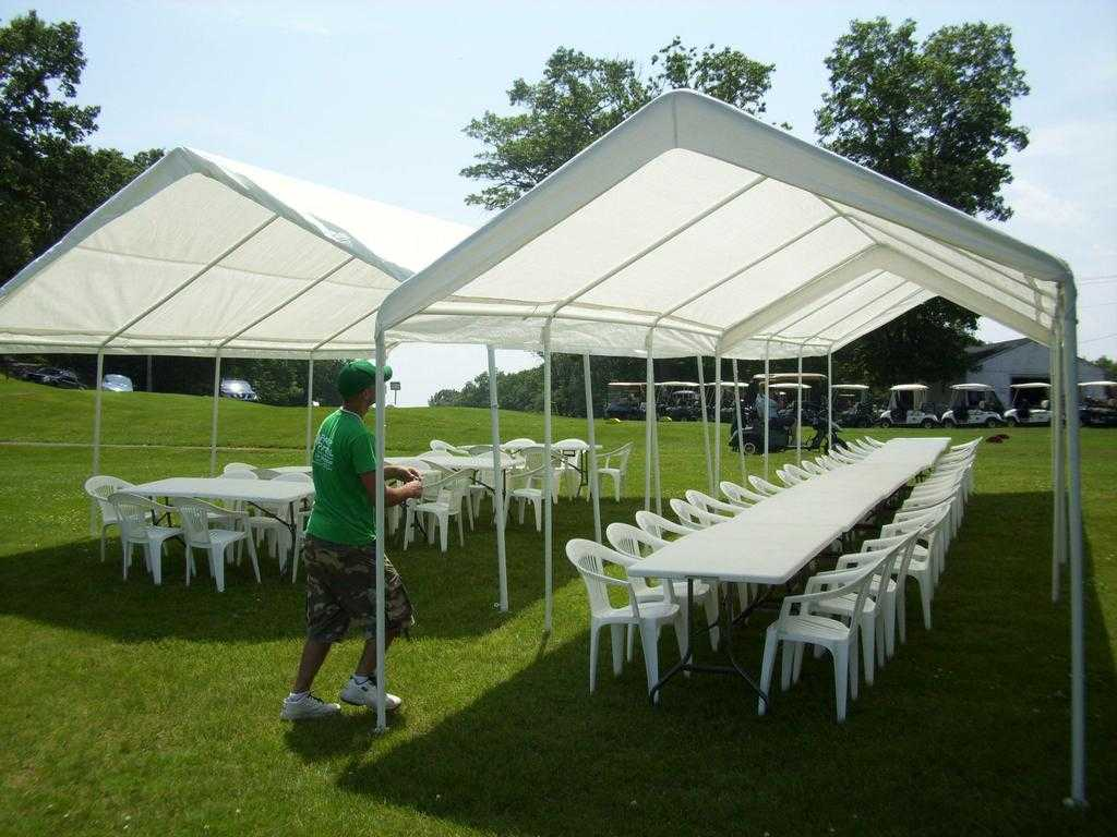 ultimate guide to party tent rentals wedding tent rentals Backyard Tent Providers More Affordable Options