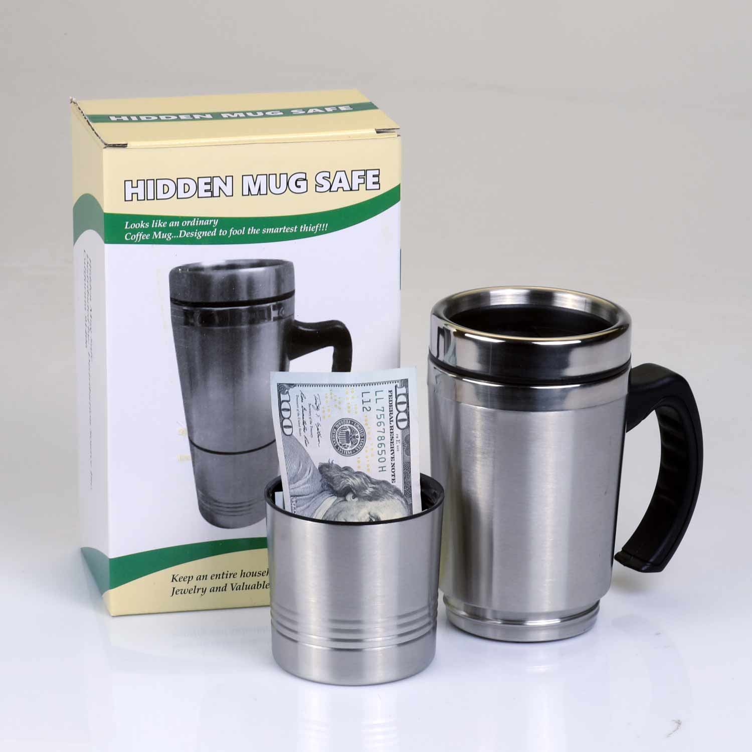 Speciality Coffee Mugs Coffee Travel Mug Stainless Diversion Safe Southwest