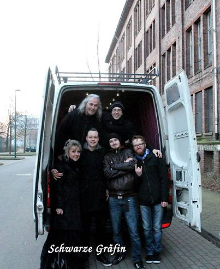 Tourstart in Leipzig - 02 2016