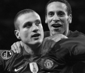 Nemanja Vidic- My Favourite Footballer