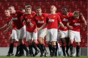 Man United v Chalton FAYC