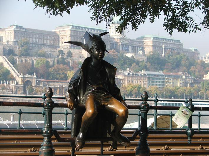 Budapeste-menino