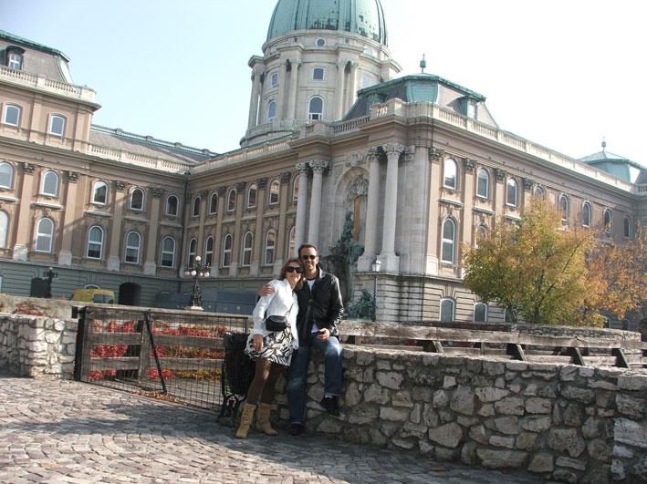 Budapeste-nos-museu
