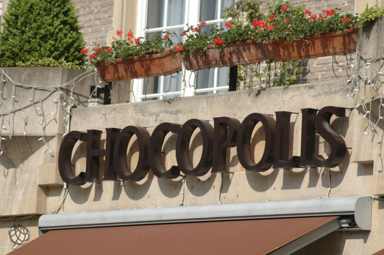 Adriana chocolate Bruxelas