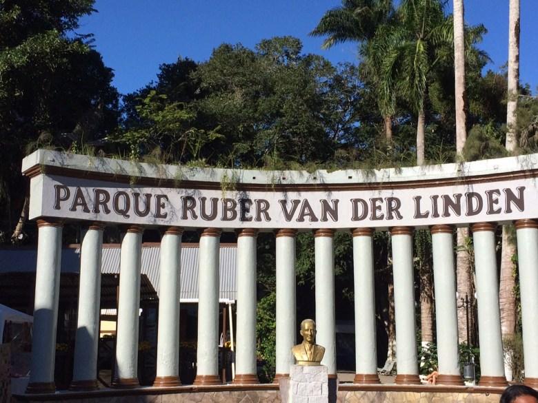 Festival de Inverno de Garanhuns - Parque Ruber Van Der Linden