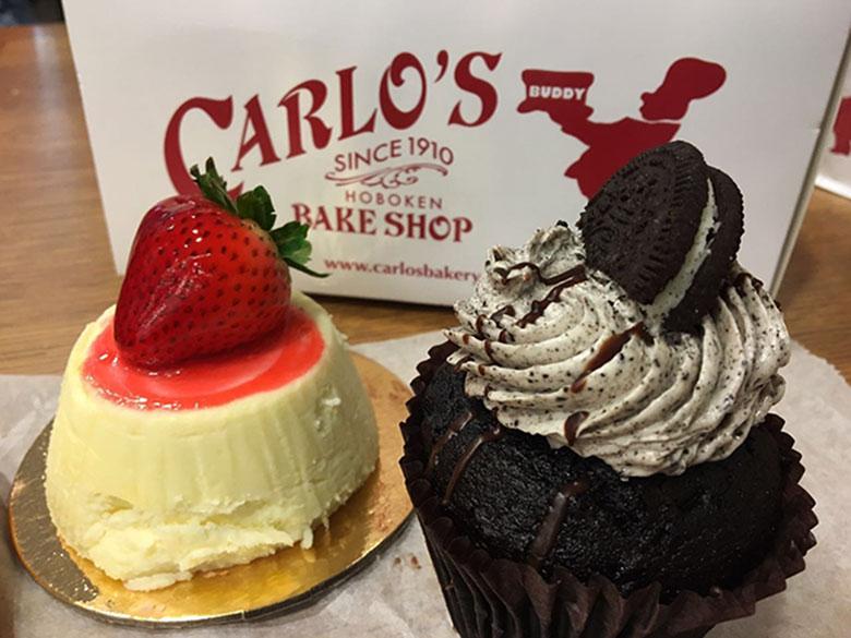 Cupcakes da Carlo's Bake Shop
