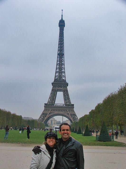 Jardins da Torre Eiffel