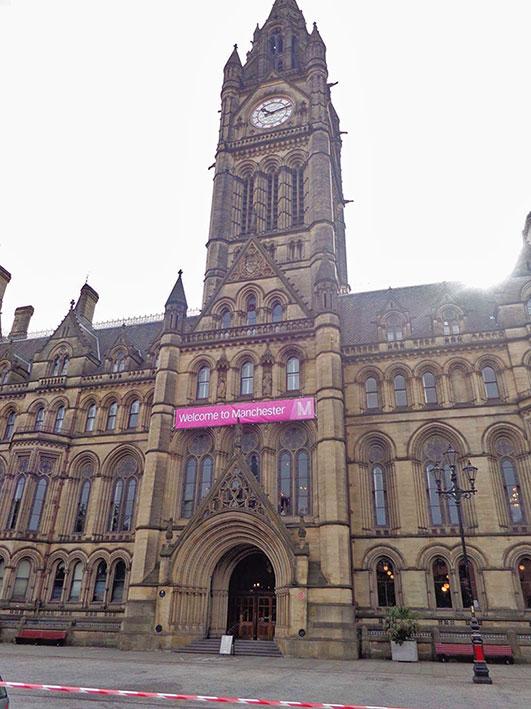 Town Hall em Manchester