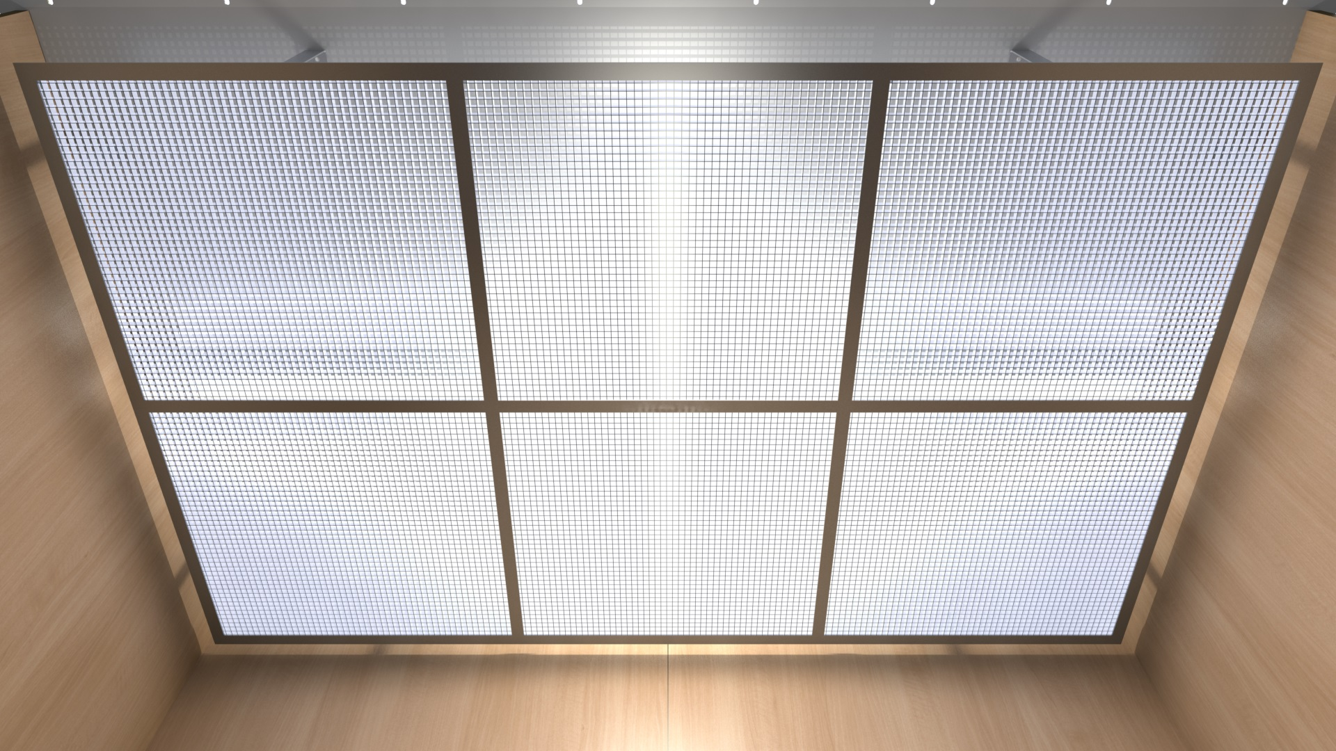 Fluorescent Light Diffuser Panels Light Diffuser Eggcrate Fluorescent Light Diffuser