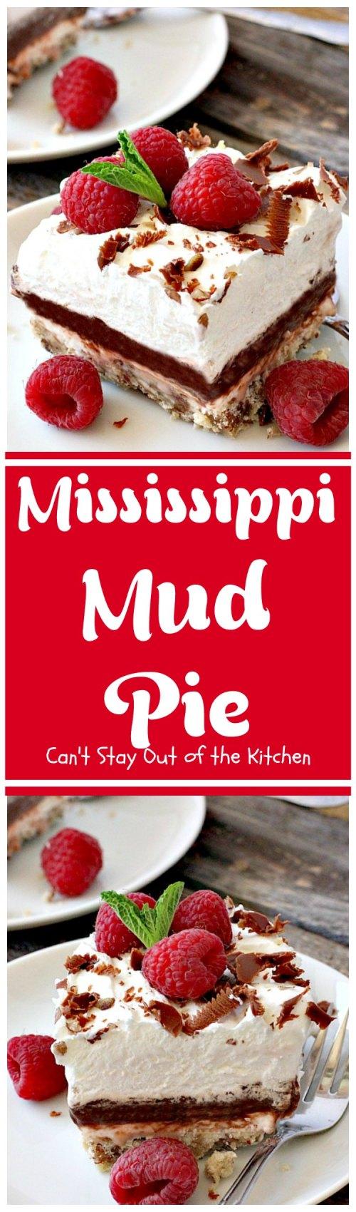 Medium Of Mississippi Mud Pie
