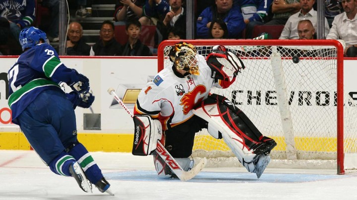 After a tough trip the Canucks are back at Rogers Arena taking on division rivals the Calgary Flames.  (Photo Credit: canucks.nhl.com)