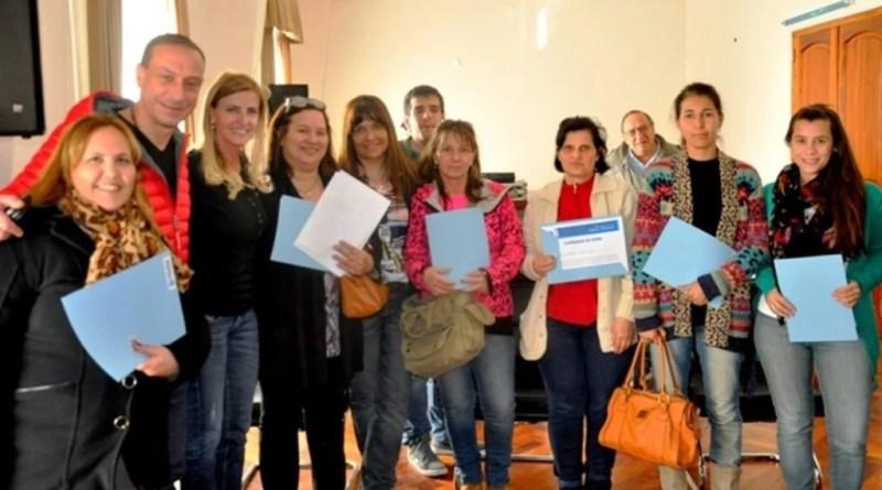 Con la presencia de la intendenta Marisa Fassi y el diputado, Gustavo Arrieta, el Gobierno municipal concretó el cuarto sorteo del Programa de Acceso al Suelo Urbano