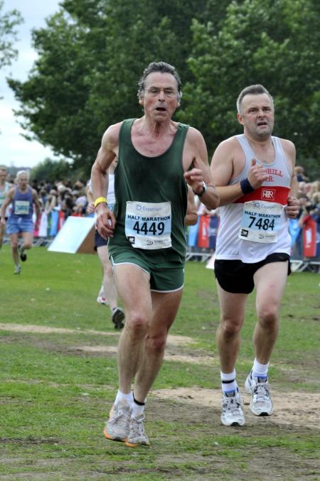 Arthritis Hip Running