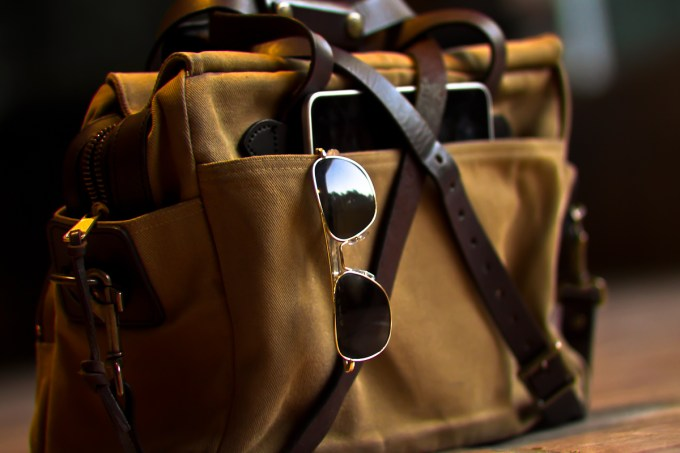 mens bags without logos