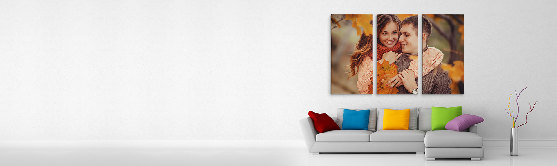 Printing Canvas Split Canvas Prints Custom Multi Panel Canvas Photo Prints