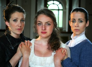 """""""Three Sisters"""" was performed in June 2015 by the Mamaí Theatre Company. Photo   Erik Johnson"""
