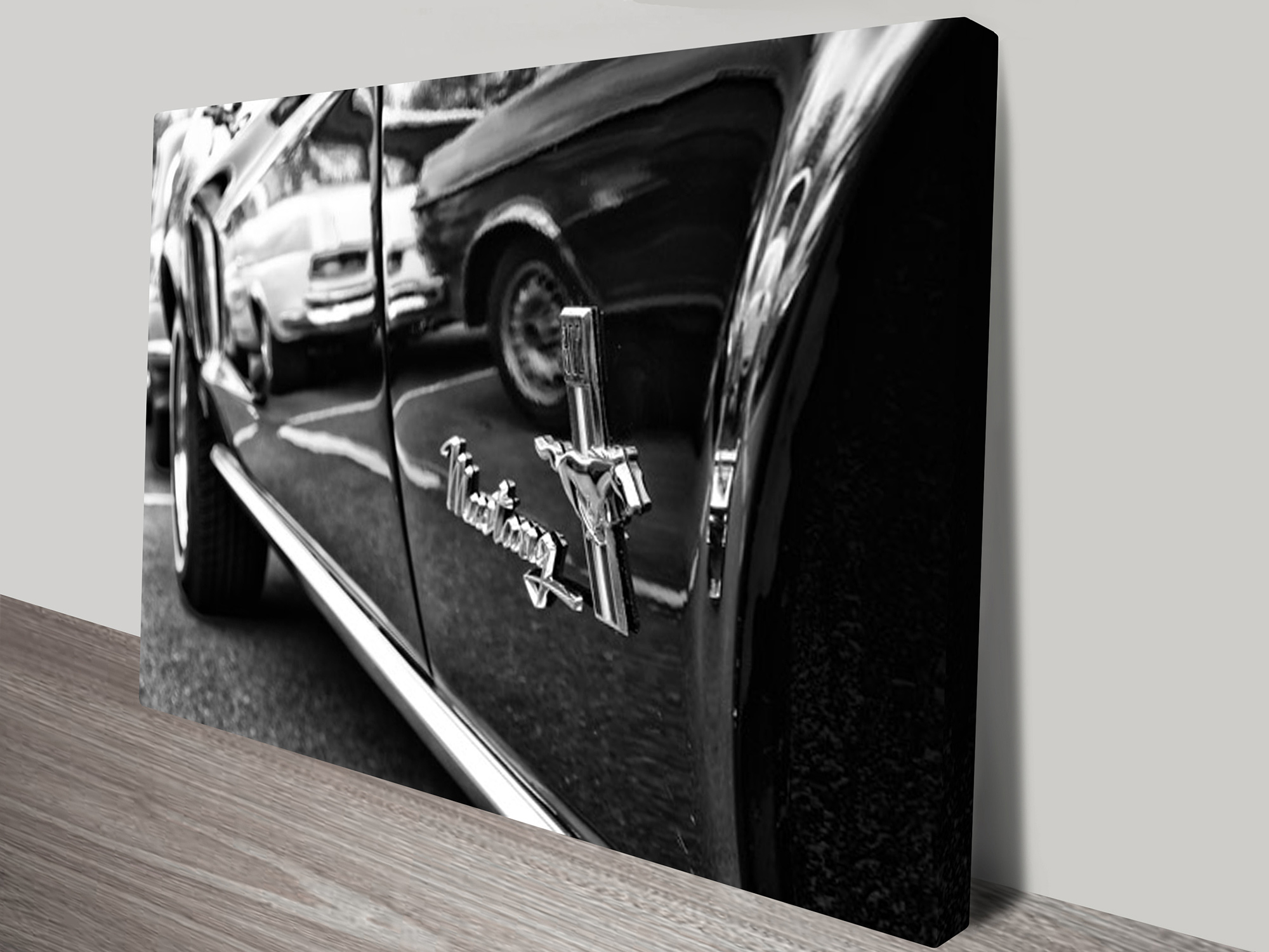 Black And White Canvas Prints Mustang Black And White Canvas Print Australia Canvas