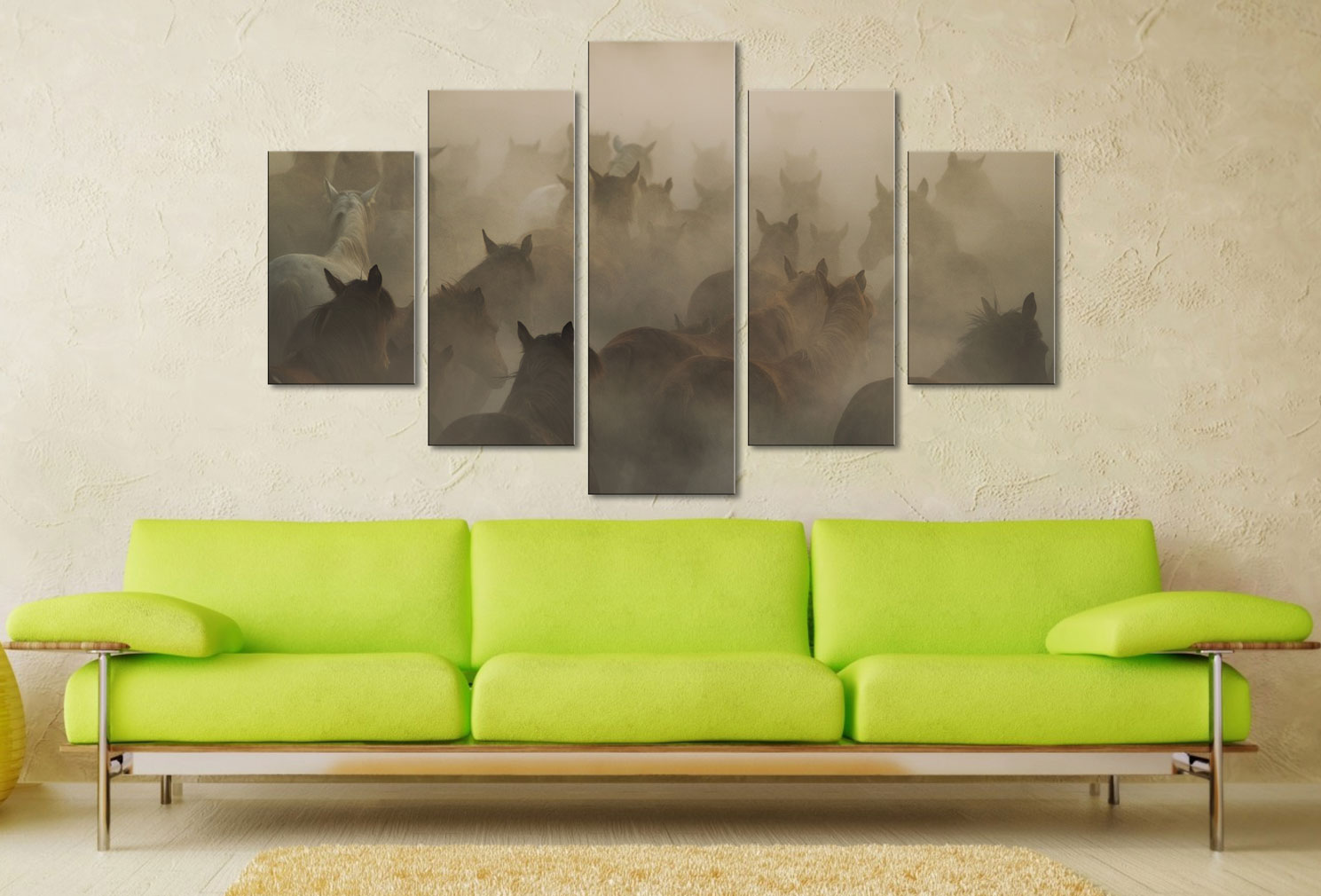 Canvas Printing Perth In Dust Five Panel Canvas Photo Printing Waneroo Perth