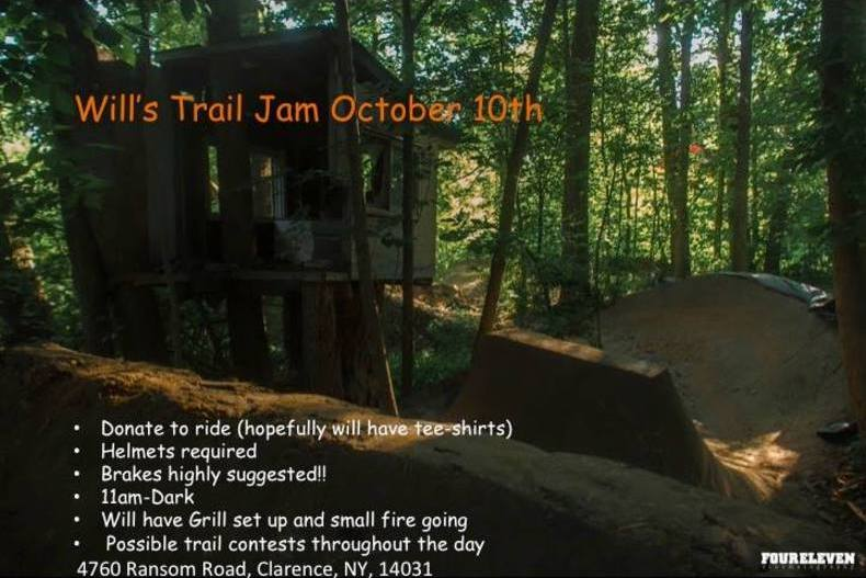 Will's Trail Jam