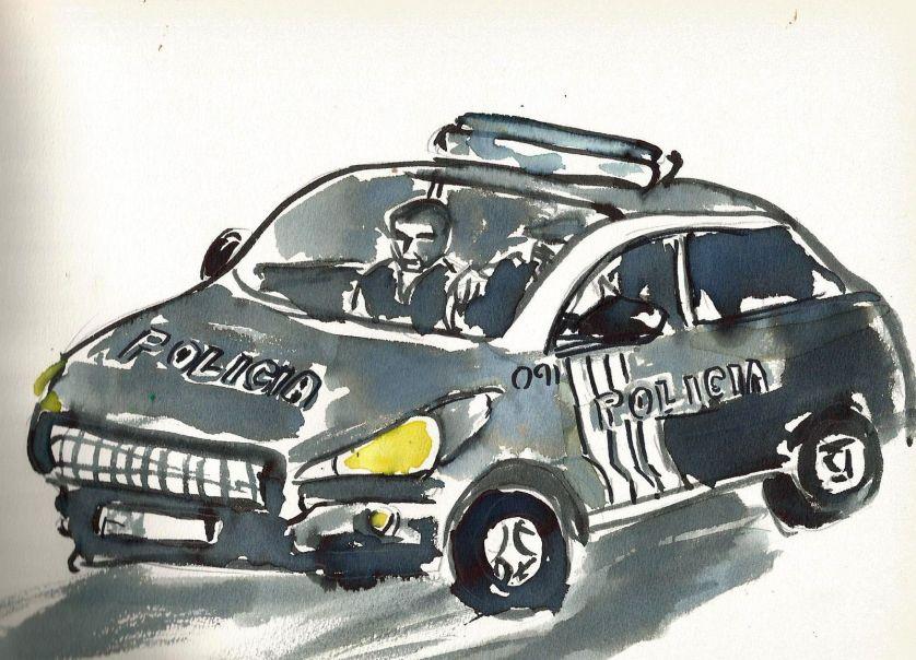 Ilustración de Manuel Martín Moragado.