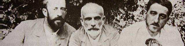 Manuel B. Cossío a través de sus cartas