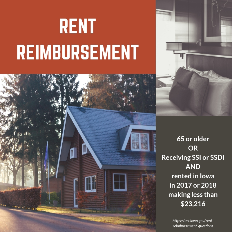 Rent Reimbursement \u2013 Community Action of Southeast Iowa