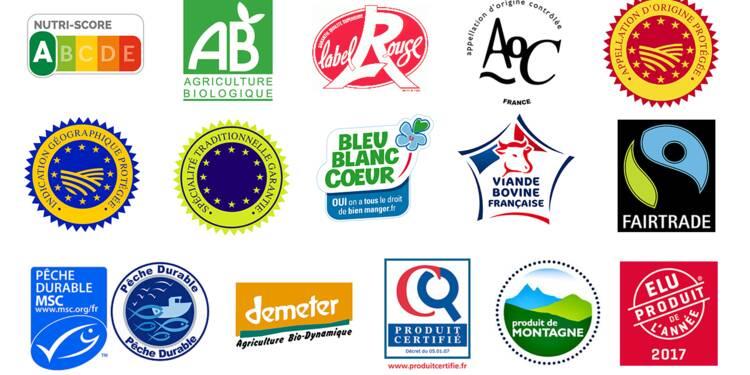 Label Rouge, AOC, Produit de l\u0027année comment décoder les labels