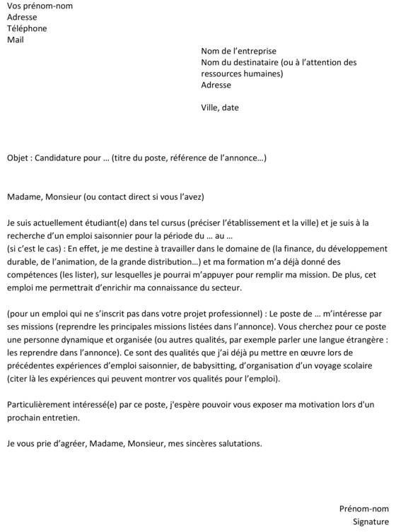 cv restauration employez polivalent