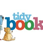 Tidy Books Box giveaway from Capability Mom blog - small carry case and display for picture books from the UK quirky bookcases