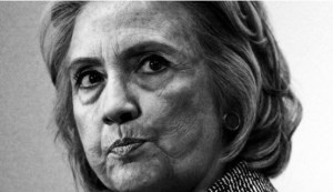 Hillary's Real Face