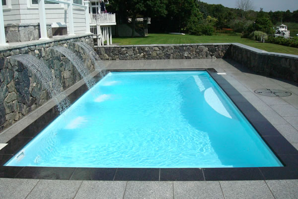 Garten Jacuzzi Inground Fiberglass Swimming Pools | Cape Cod Aquatics