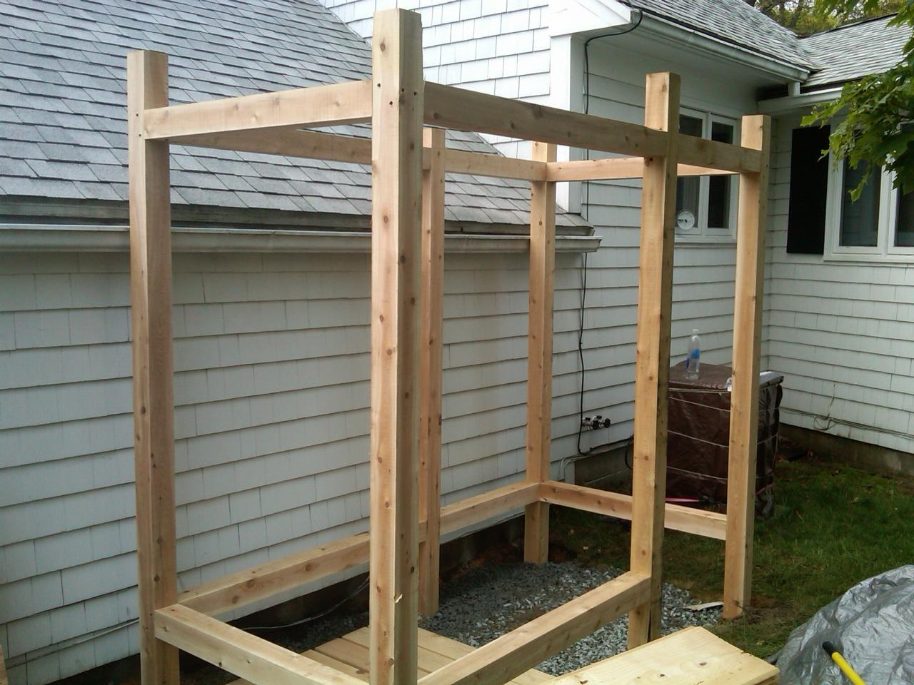 Make An Outdoor Shower Cape Cod Outdoor Shower Company Some Of Our Work