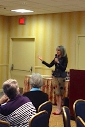 Hank Phillippi Ryan BWTA June 12, 2015
